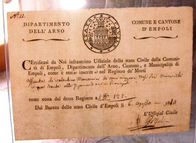 Empoli napoleonica (1)