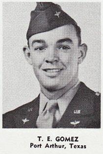 Il 2nd Lieutenant Thomas E. Gomez