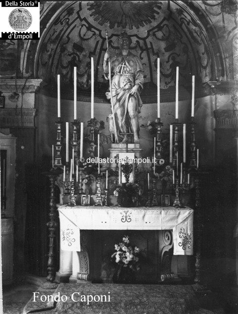 Oratorio di San Rocco interno