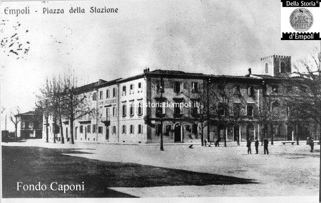 Piazza della Stazione Hotel Sole