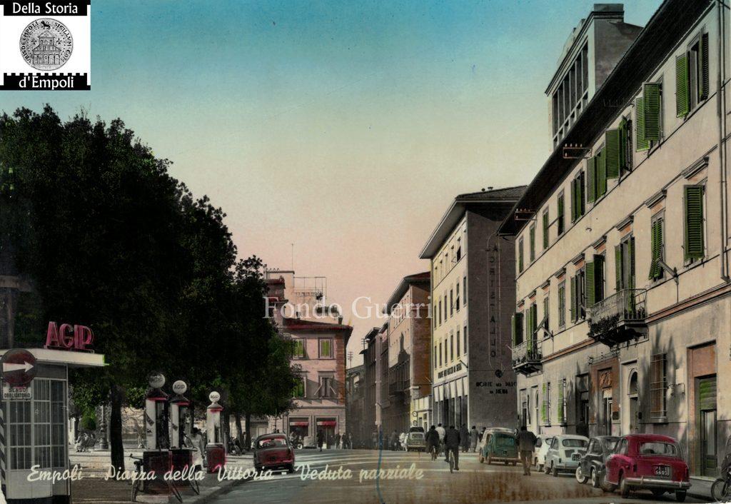 Piazza Della Vittoria Agip