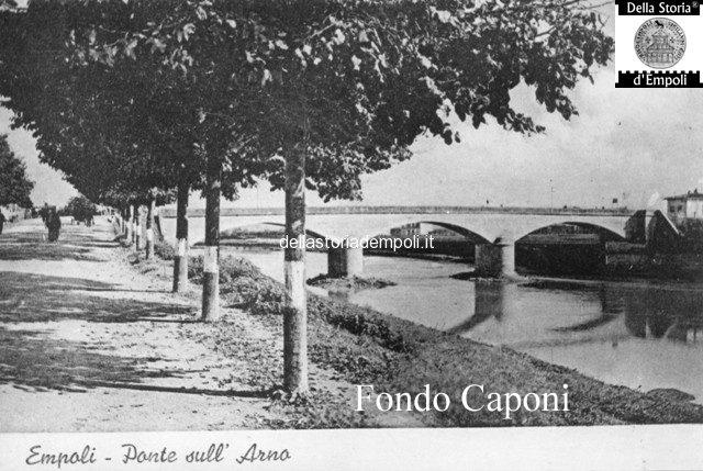 Ponte vecchio visto da Spicchio