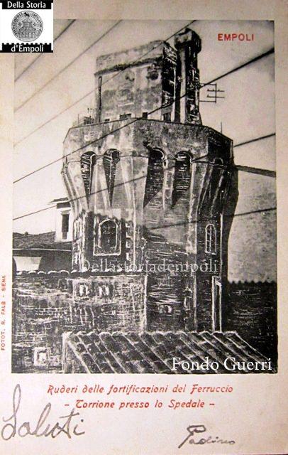 Torre dei Righi da Giovanni Guerri