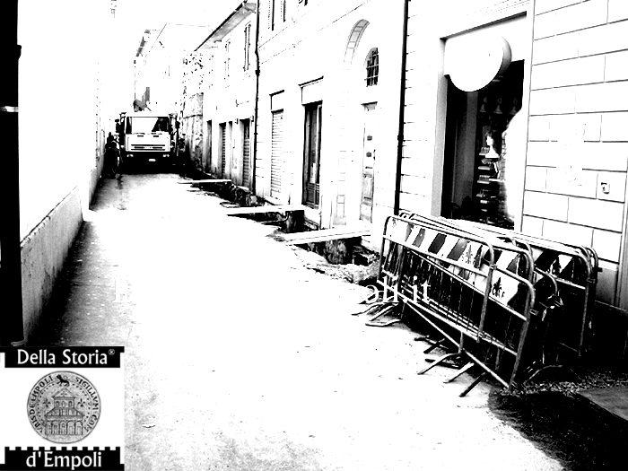 Via Marchetti Nel 2004