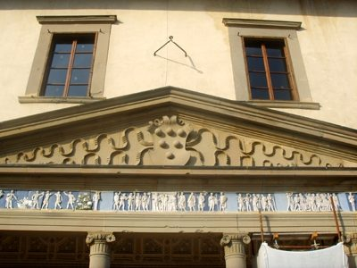 Villa Di Poggio A Caiano WikiCommons: Http://goo.gl/qqjwG5