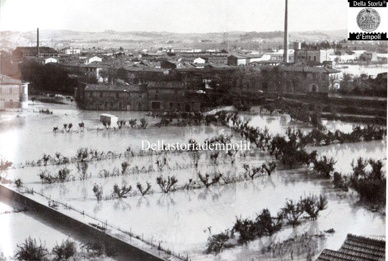 L'alluvione Del 1844 Fra Empoli E Vinci