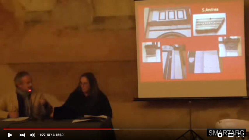 Filmato: Convegno ARTE MAGISTRI – Empoli 30 Ottobre 2015
