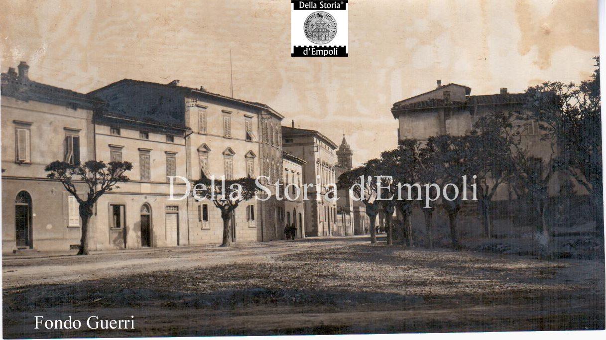 Una Cartolina Da Piazza Margherita Di Empoli