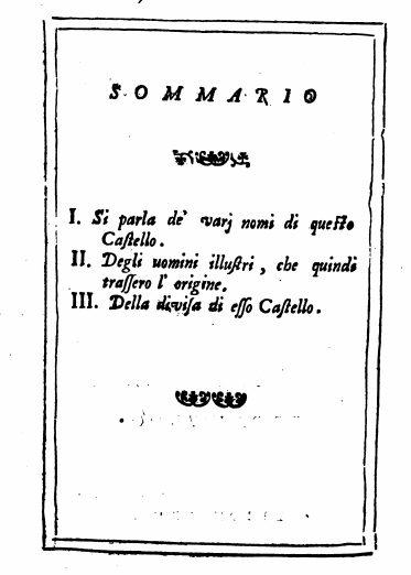 Sigillo Pontorme Originale