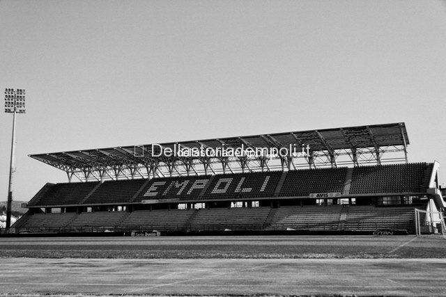 Stadio Di Empoli Febbraio 2013 Foto Di Alberto Minimi