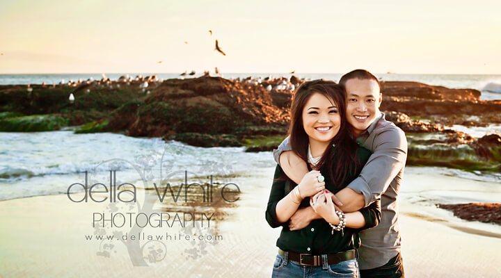 Laguna Beach Family Photographer ~ Plai, Luke, and Rocky!