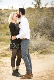 joshua tree couples session