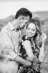 engagement photography in joshua tree