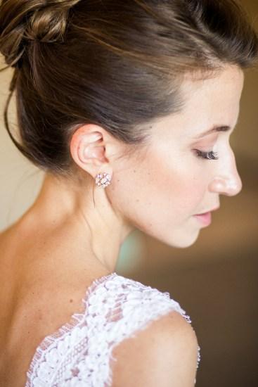 bride preparing for the big day