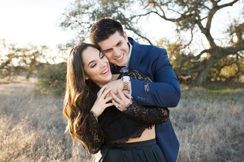 temecula wedding photographer engagement session