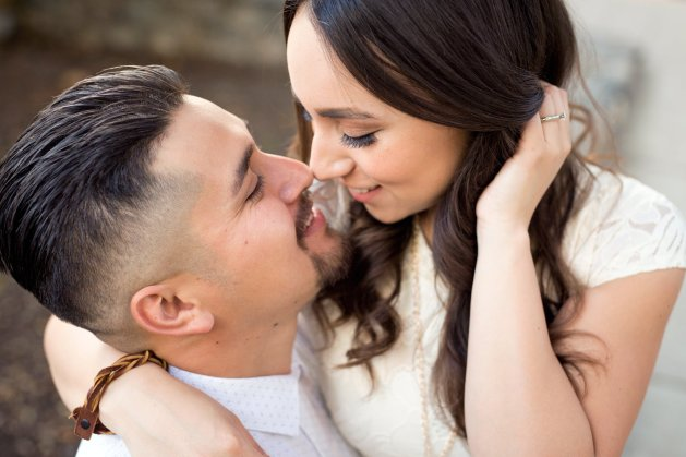 wedding photographer yorba linda engagement session