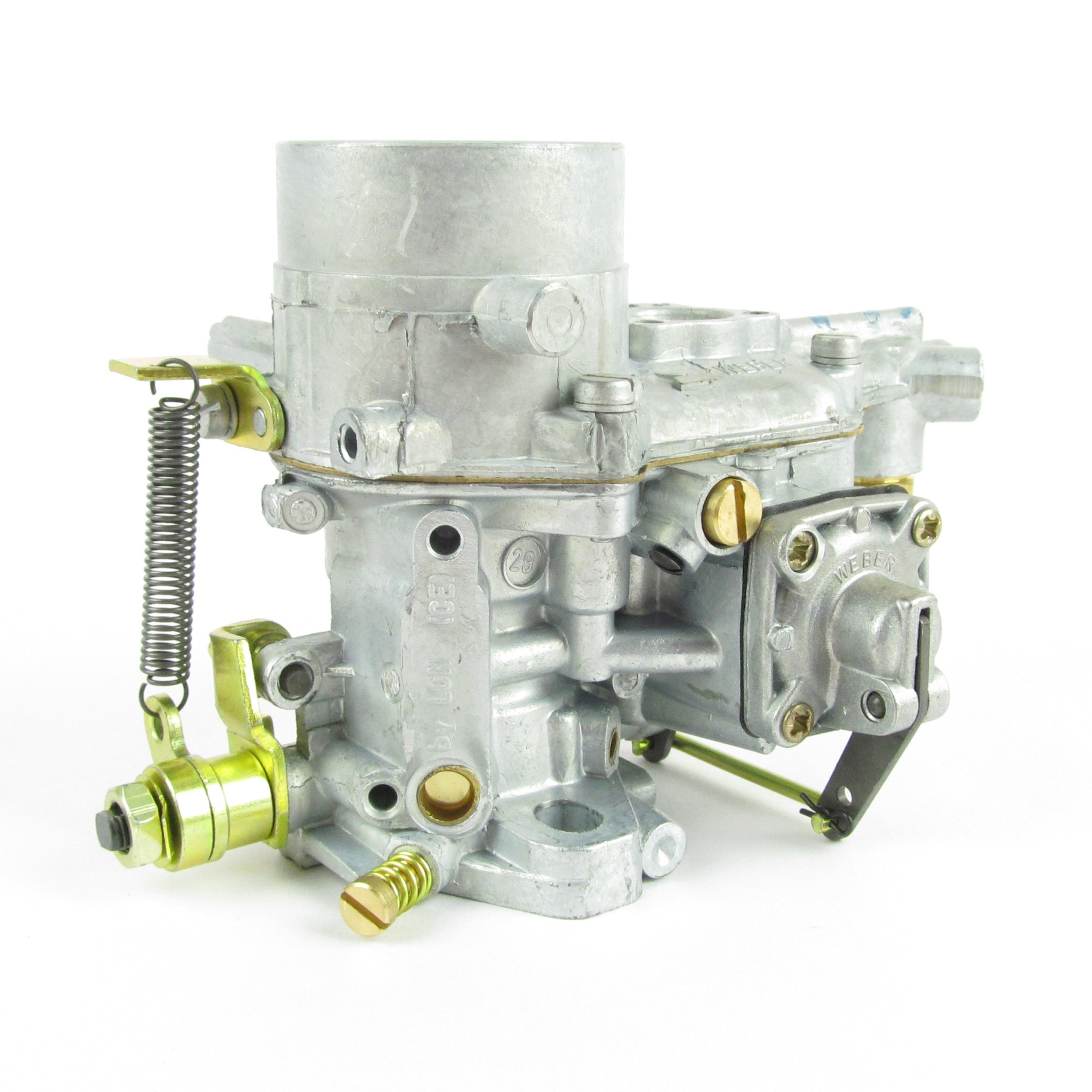 hight resolution of 15290 046 weber ict 34 carburettor without starter eurocarb rh dellorto co uk vw weber carb adjustment vw weber carb identification