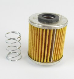 fispa fuel filter replacement element spring small type  [ 1680 x 1680 Pixel ]