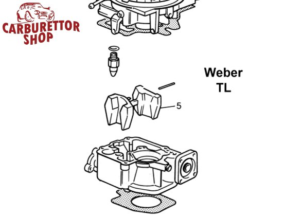 Weber TL Carburetor Parts
