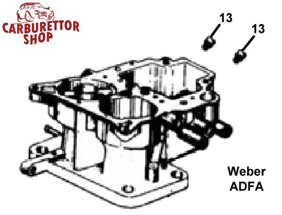 Weber Carburetor Jets