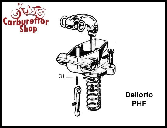 MANUAL DELLORTO PHF - Auto Electrical Wiring Diagram