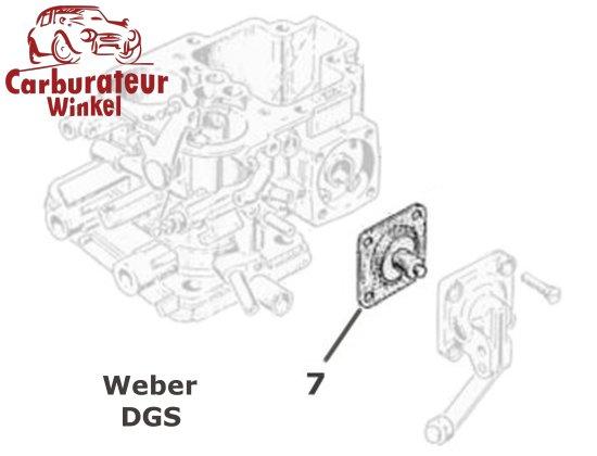 Carburettor Spare Parts for Dellorto, Weber, Solex, Zenith