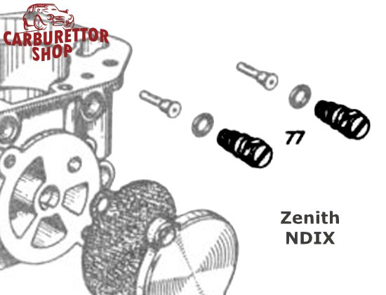Zenith Calibrated Parts