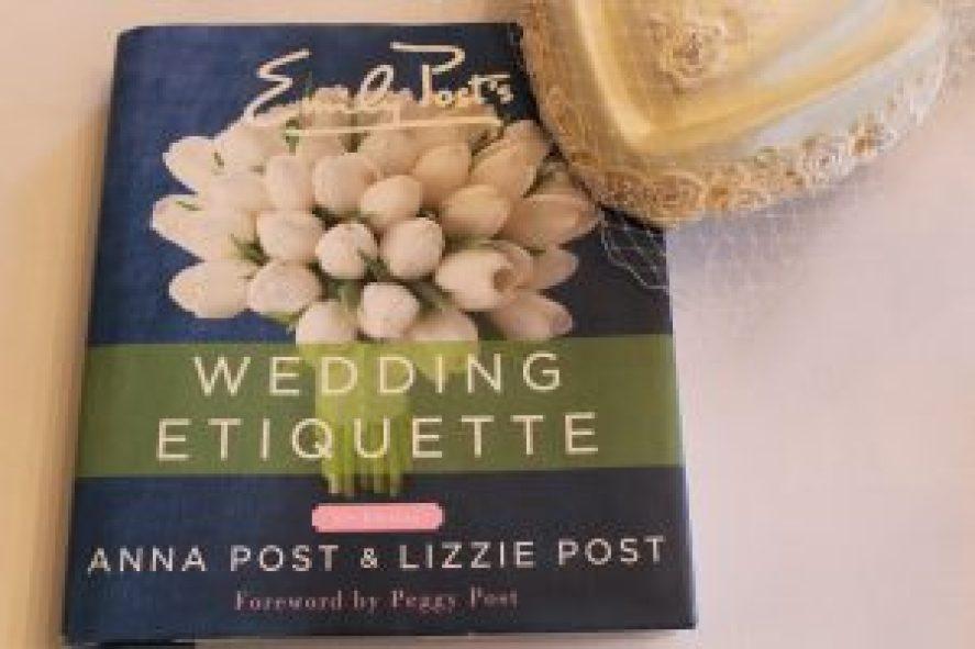 Emily Post Wedding Etiquette.Wedding Etiquette Via Emily Post Dells Daily Dish