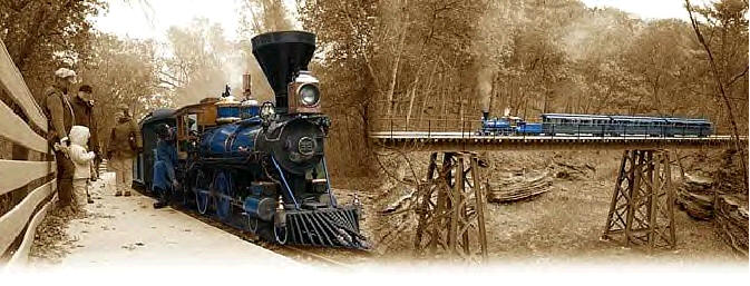 R&GN Steam Train Tours As Presented By Meadowbrook Resort & Dells Packages In Wisconsin Dells