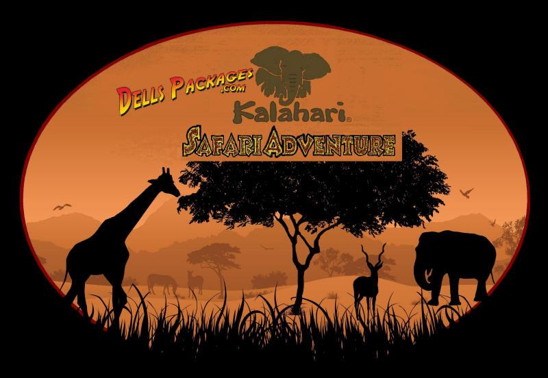 Kalahari Water & Theme Park Safari Package As Presented By Meadowbrook Resort & Dells Packages In Wisconsin Dells