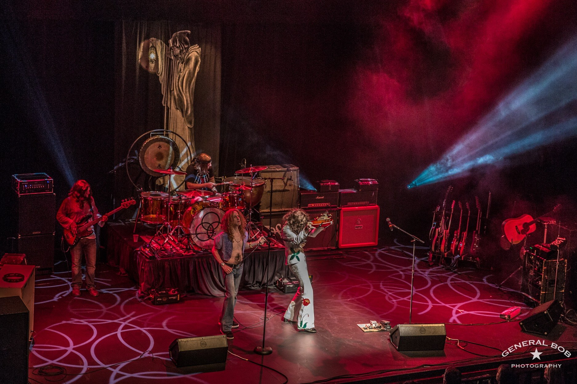 Palace Theater In The Dells Kashmir A Led Zeppelin Tribute