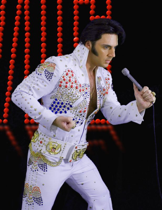 Palace Theater In The Dells Stephen Freeman ELVIS