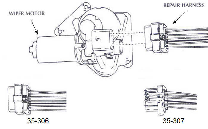 Ford Ranger Wiring Diagram On 94 Mustang Wiper Motor