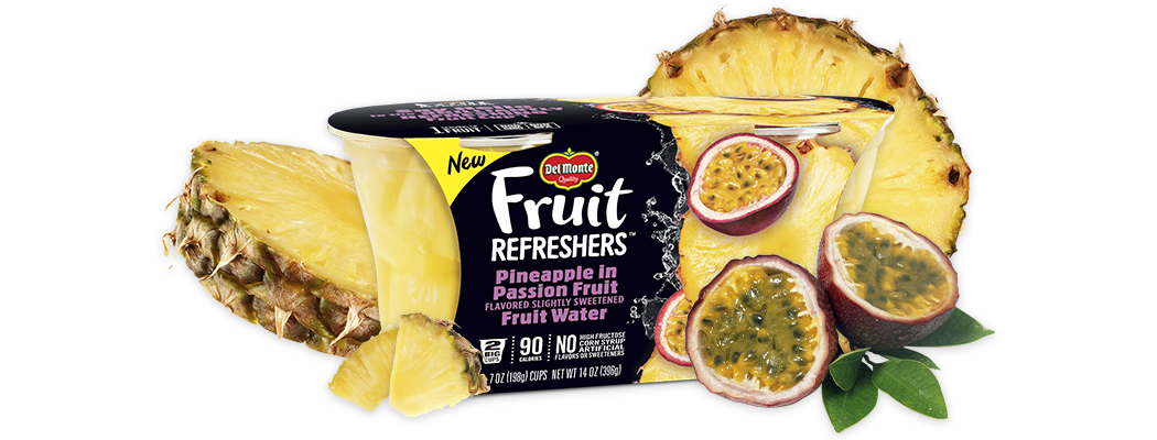 Del Monte Pineapple Fruit Cup Nutrition Nutrition Ftempo