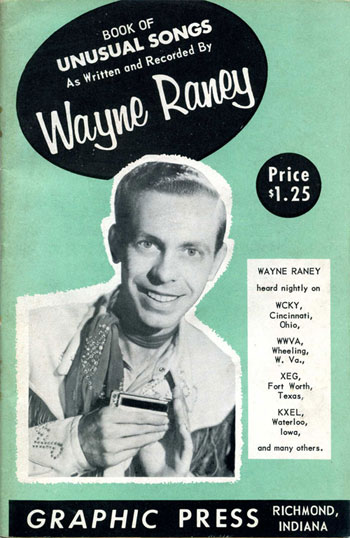 THE DELMORE BROTHERS  Wayne Raneys illustrated biography