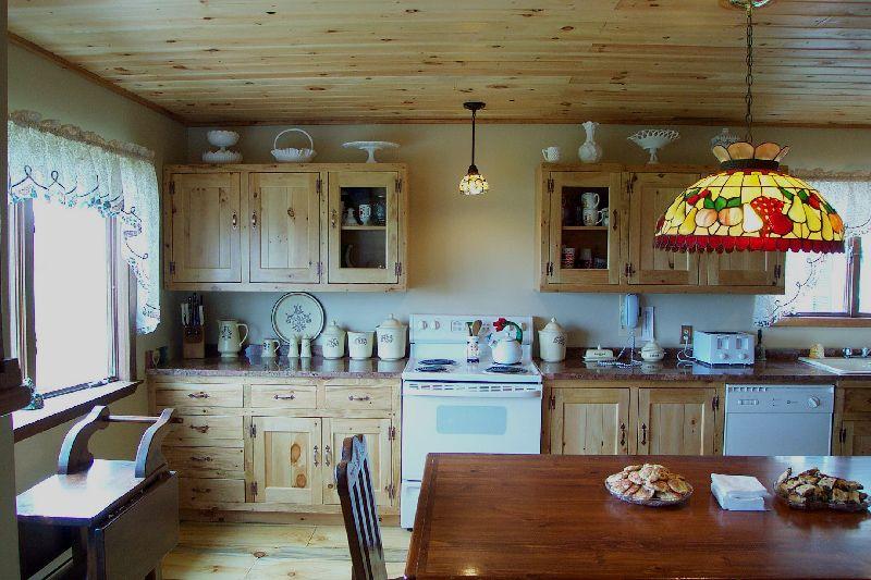 shaker kitchen island ceiling lights ideas delnero custom furniture: early american & colonial pine ...