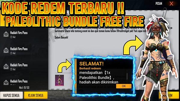 Bundle Paleolithic FF