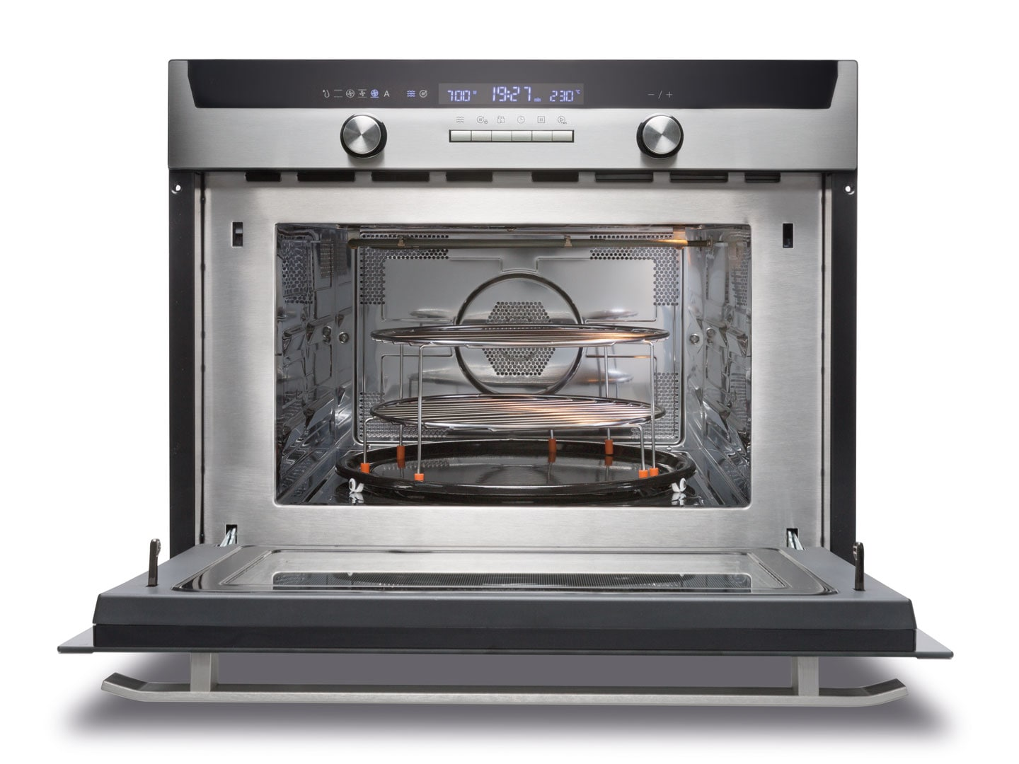 60cm compact speed oven with microwave