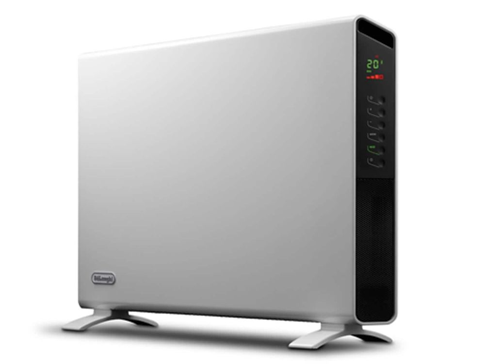 medium resolution of delonghi panel heater with electronic timer hcx9124e