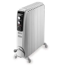 dragon4 oil column heater 2400w with timer white trd4 2400mt oil heaters [ 1440 x 1080 Pixel ]