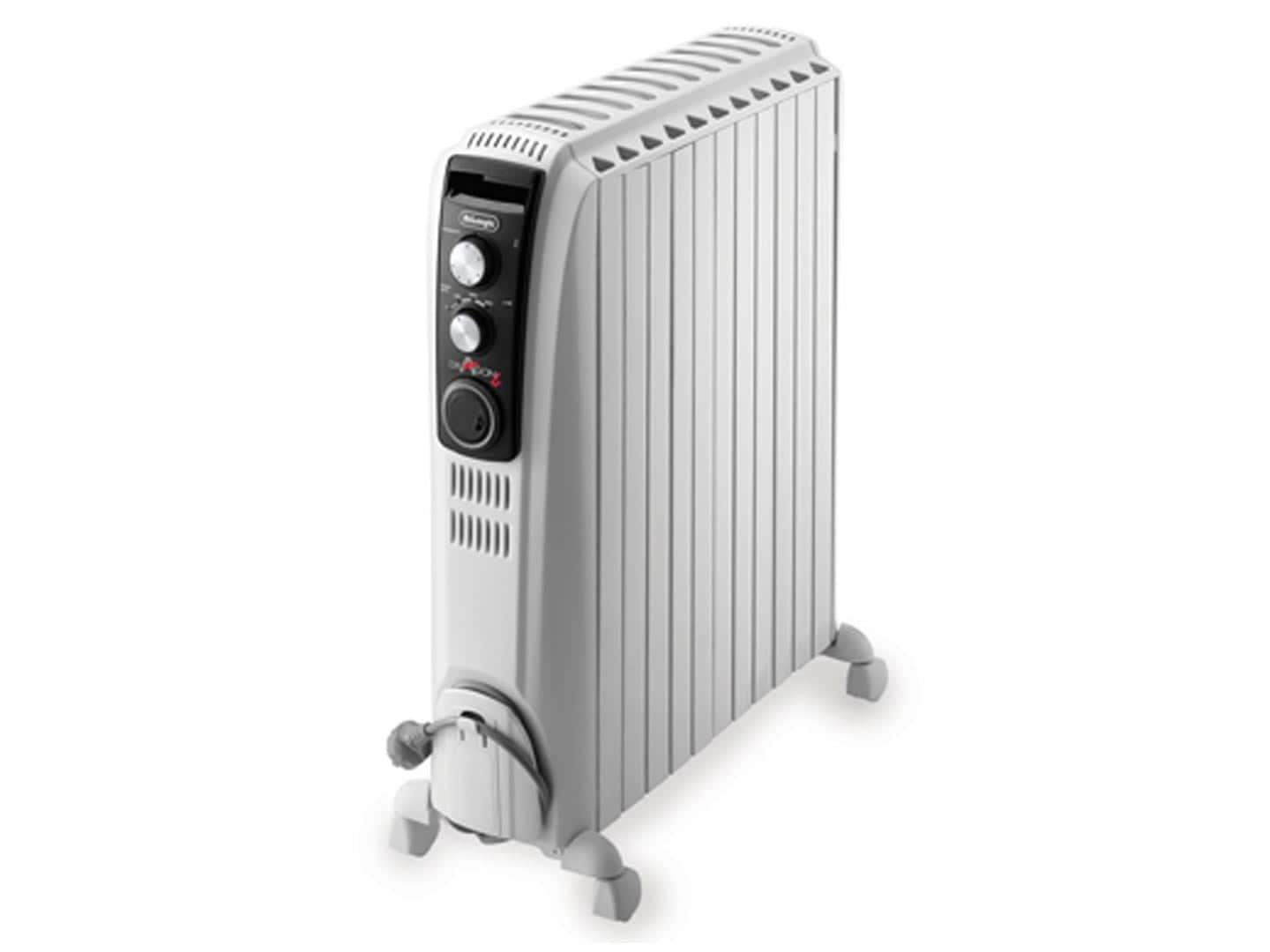 hight resolution of dragon4 oil column heater 2400w with timer white trd4 2400mt oil heaters