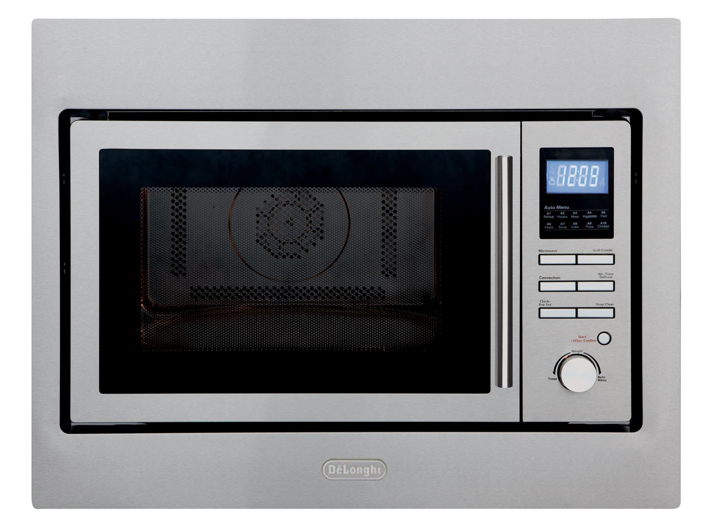 built in combination microwave