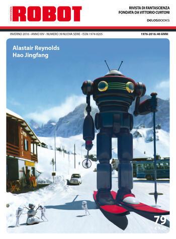 Risultati immagini per Robot n. 79 rivista
