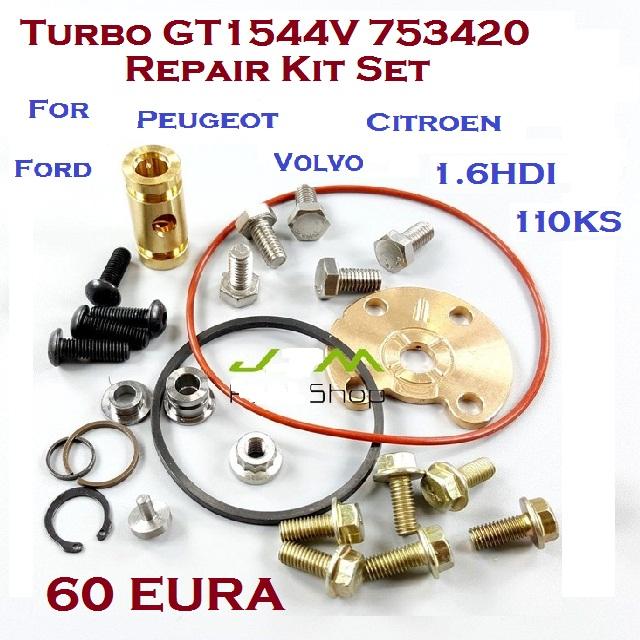 SET za reparaciju turbine Citroen-Peugeot-1-6HDI-110HP-80KW