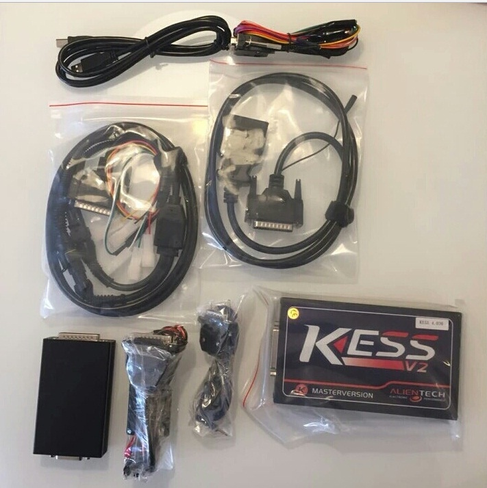 KESS V2 chip tuning