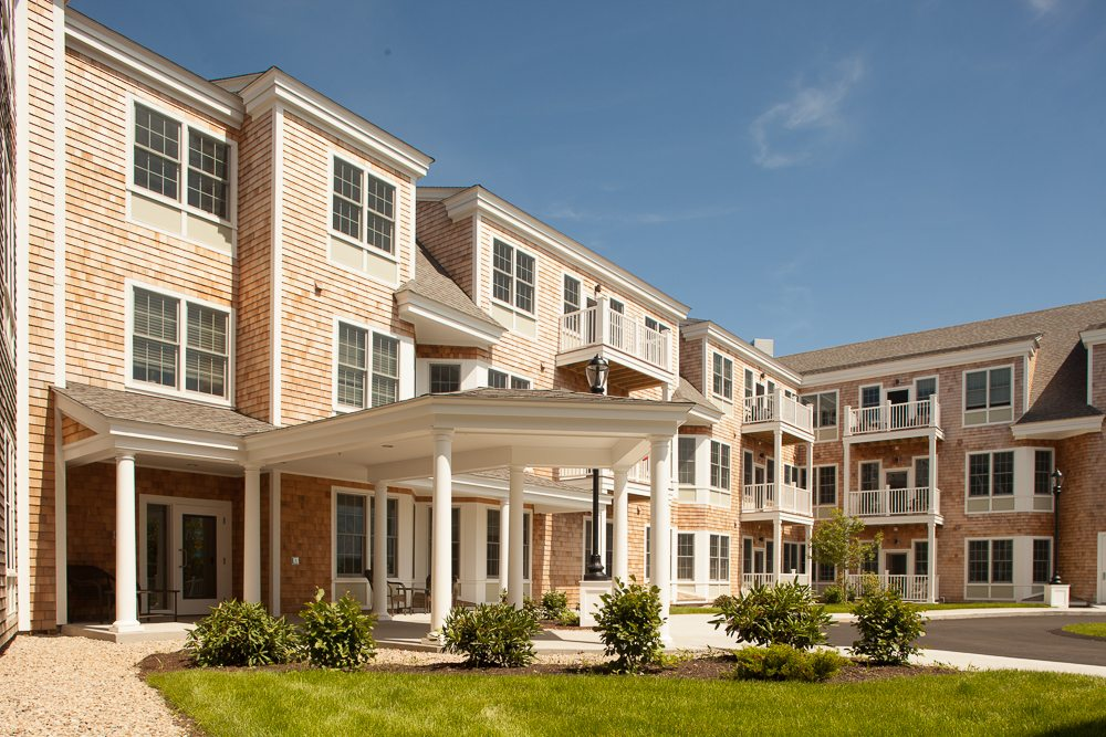 NEDA Seashore Point Phase 2, assisted living facility