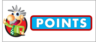 Points - multiple choice software