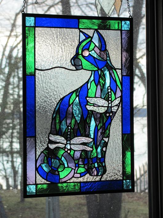 Harlequin Cat Delphi Artist Gallery