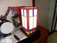 Prairie Style Lamp Shade - Delphi Artist Gallery