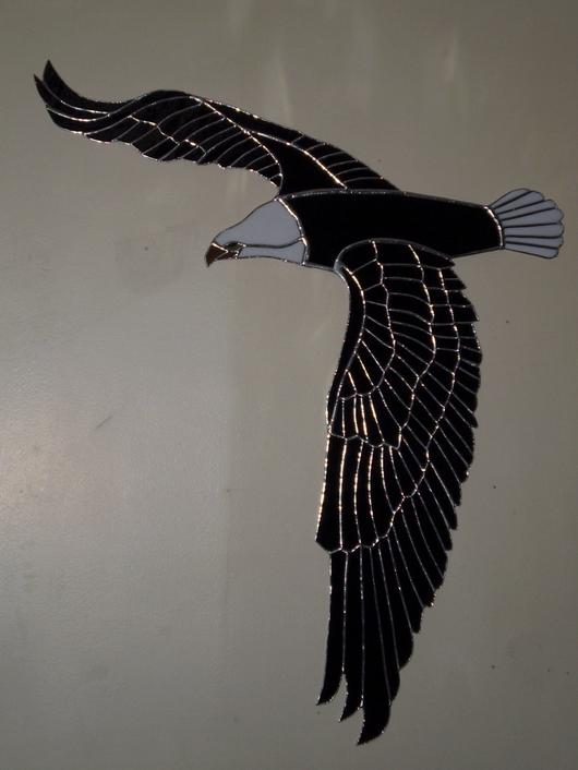 Eagle Amberlyn S Stained Glass Delphi Artist Gallery